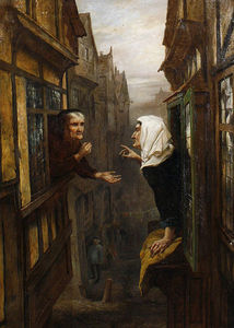 Ralph Hedley - An Argument From Opposite..
