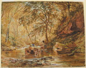 Samuel Bough - Cadzow Burn