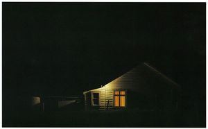 Grahame Sydney - Night House Ii