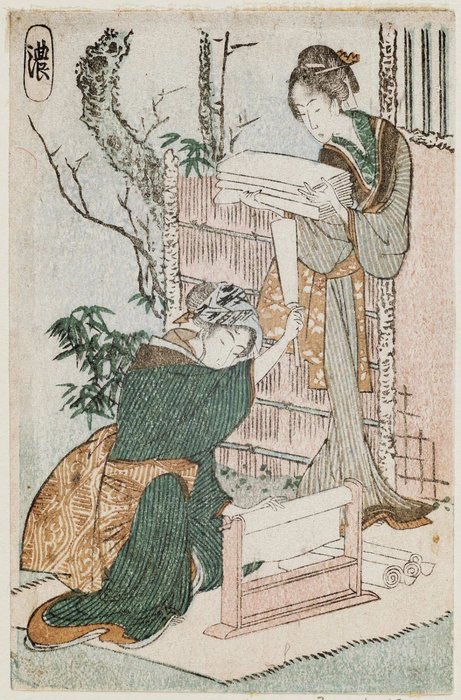 The Peasant Class by Katsushika Hokusai (1760-1849, Japan) | Art Reproduction | ArtsDot.com