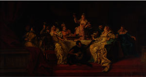 Ladislaus Bakalowicz - The Banquet