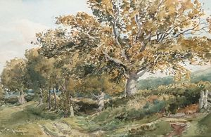 Thomas Collier - Near Haslemere