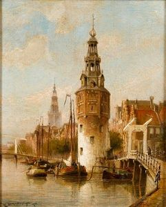 Cornelis Christiaan Dommelshui.. - The Schreyers Tower