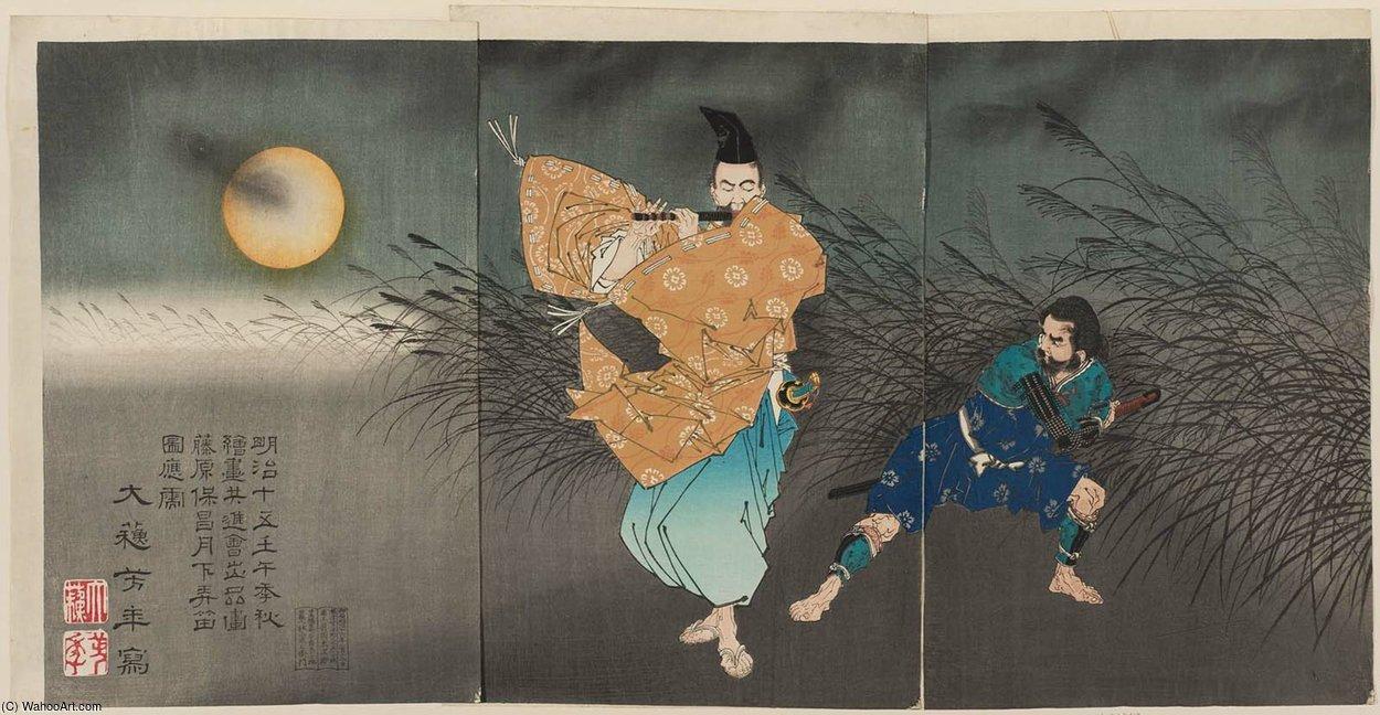 how do the works of yasumasa
