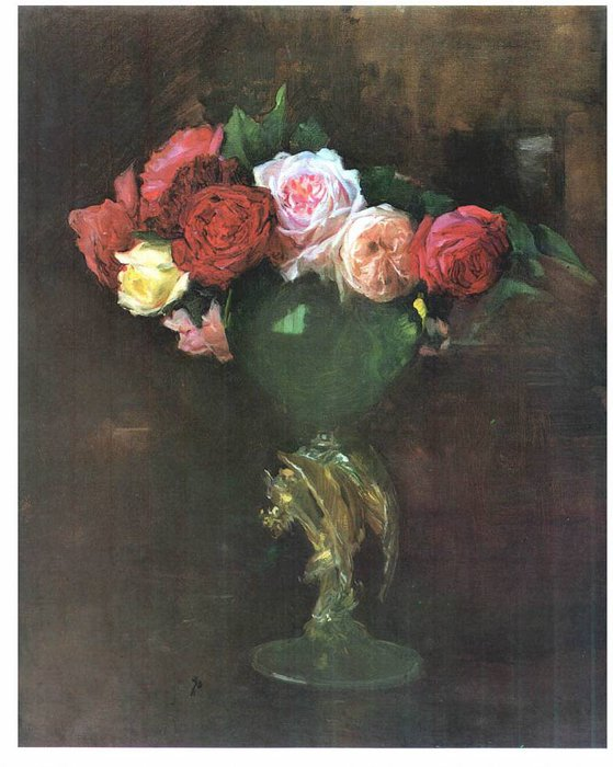 rosas, 1900 by Joaquin Sorolla Y Bastida (1863-1923, Spain) | Art Reproduction | ArtsDot.com