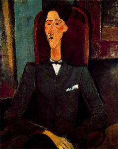 Amedeo Modigliani - untitled (8558)