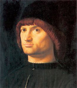 Antonello Di Giovanni Di Antonio (Antonello Da Messina) - untitled (6595)