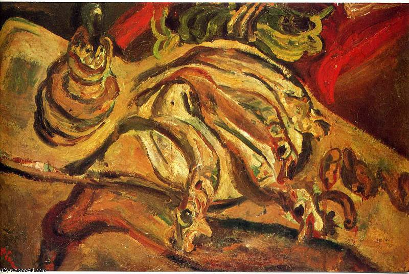 untitled (3865) by Chaim Soutine (1893-1943, Russia) | Museum Quality Copies Chaim Soutine | ArtsDot.com
