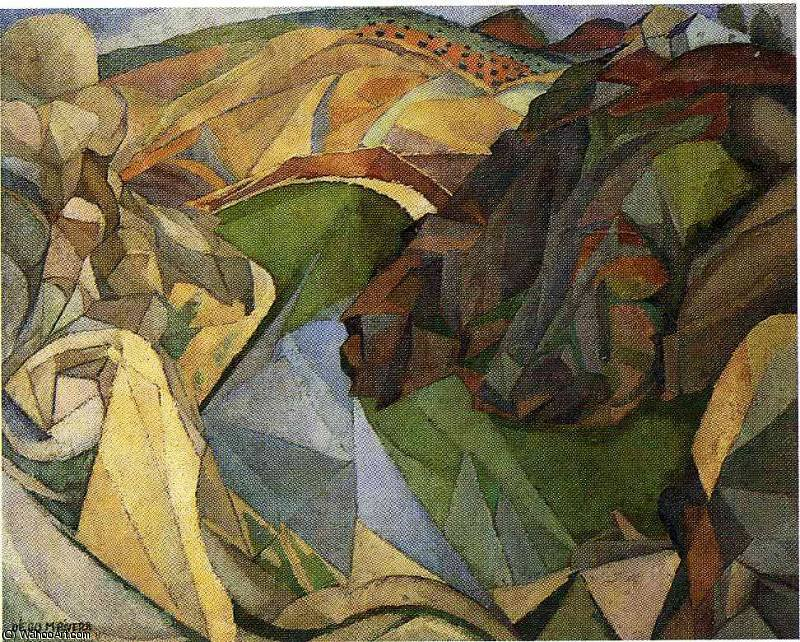 untitled (3306) by Diego Rivera (1886-1957, Mexico)