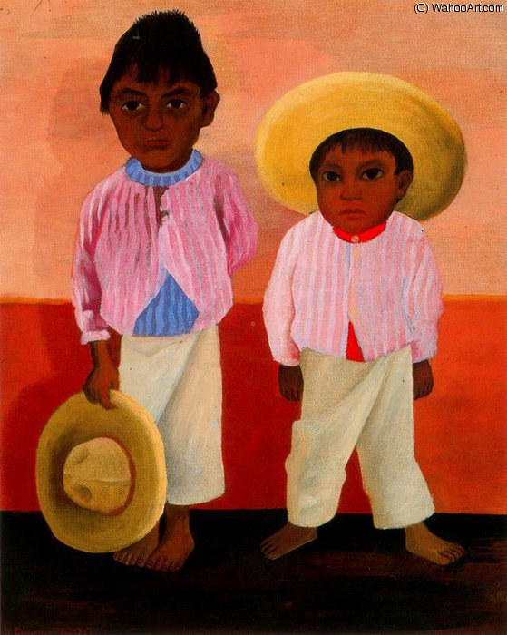 untitled (7347) by Diego Rivera (1886-1957, Mexico)