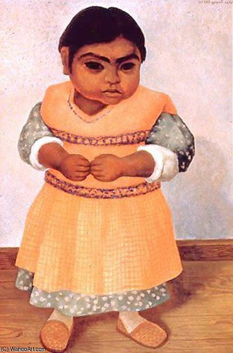 untitled (1438) by Diego Rivera (1886-1957, Mexico)