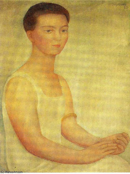 untitled (8042) by Diego Rivera (1886-1957, Mexico)