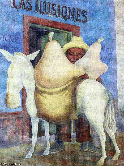 untitled (5798) by Diego Rivera (1886-1957, Mexico)