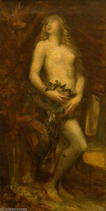 untitled (1660) by Frederick Waters Watts (1800-1870, United Kingdom)