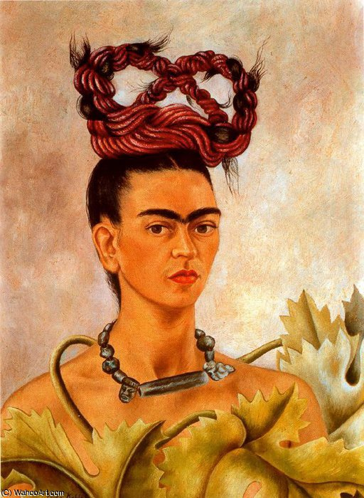 untitled (3671) by Frida Kahlo (1907-1954, Mexico)