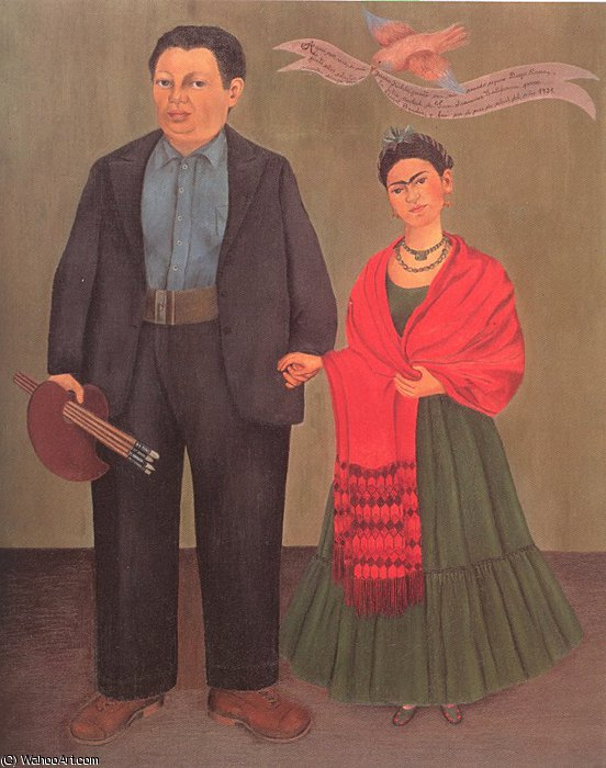 untitled (4915) by Frida Kahlo (1907-1954, Mexico)