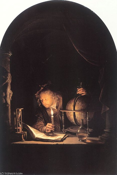 untitled (4689) by Gerrit Dou