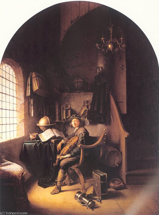 untitled (7483) by Gerrit Dou