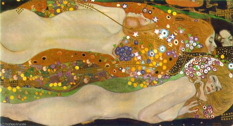 untitled (5915) by Gustav Klimt (1862-1918, Austria) | Art Reproduction | ArtsDot.com