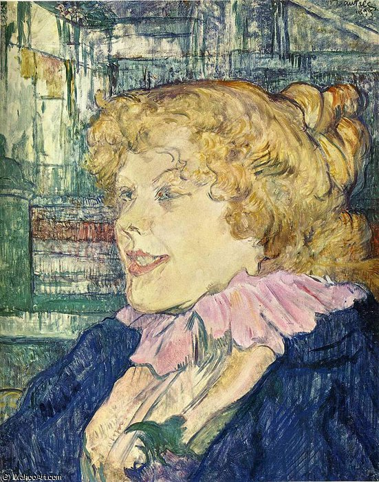 untitled (173) by Henri De Toulouse Lautrec (1864-1901, France)