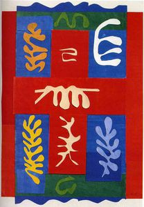 Henri Matisse - untitled (8108)