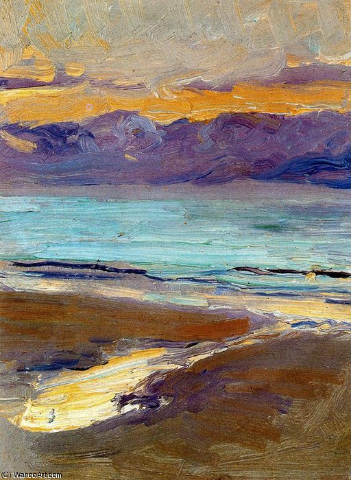 untitled (3735) by Joaquin Sorolla Y Bastida (1863-1923, Spain)
