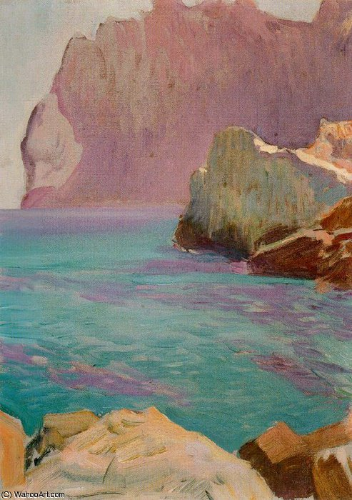 untitled (9802) by Joaquin Sorolla Y Bastida (1863-1923, Spain)