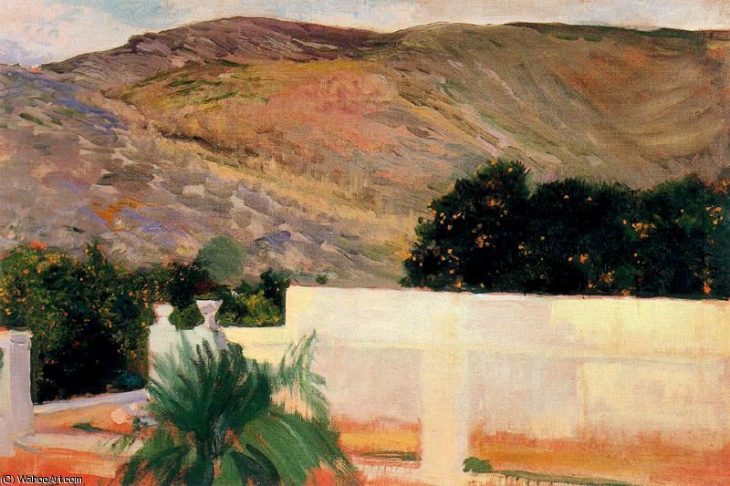 untitled (7409) by Joaquin Sorolla Y Bastida (1863-1923, Spain)