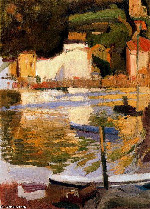 untitled (708) by Joaquin Sorolla Y Bastida (1863-1923, Spain)