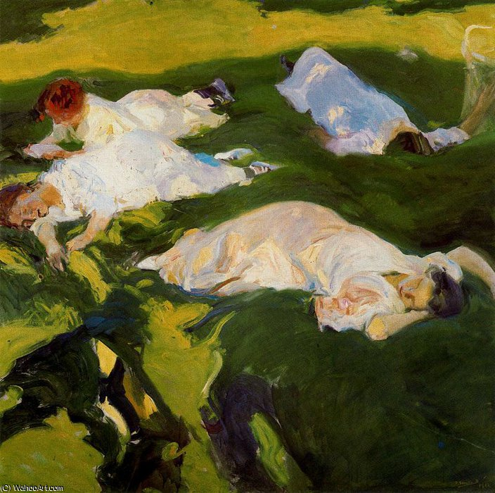 untitled (2616) by Joaquin Sorolla Y Bastida (1863-1923, Spain)