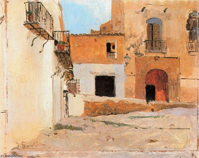 untitled (5847) by Joaquin Sorolla Y Bastida (1863-1923, Spain)