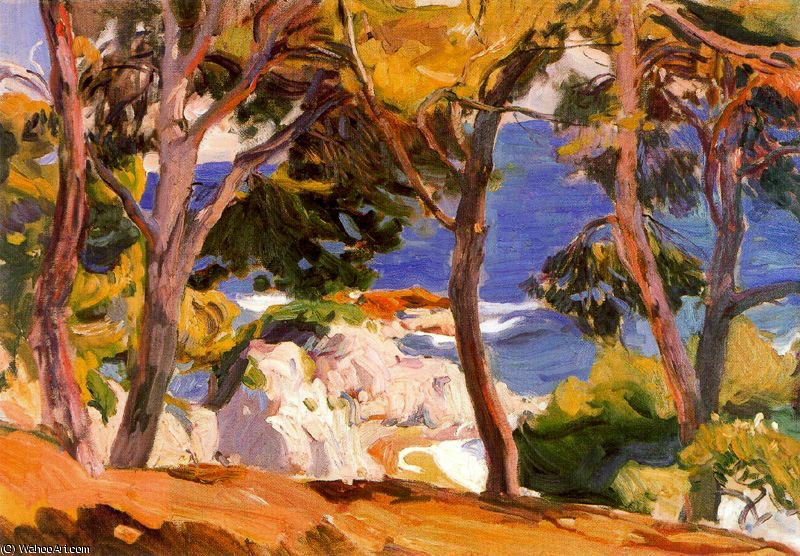 untitled (520) by Joaquin Sorolla Y Bastida (1863-1923, Spain)