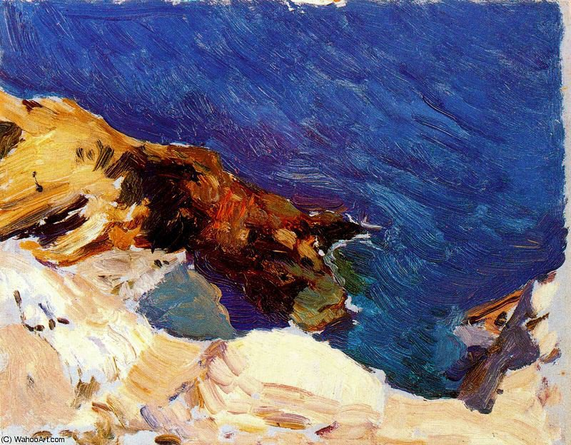 untitled (6557) by Joaquin Sorolla Y Bastida (1863-1923, Spain)