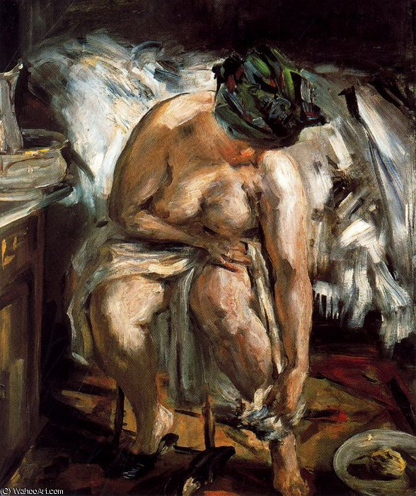 untitled (7715) by Lovis Corinth (Franz Heinrich Louis) (1858-1925, Netherlands)