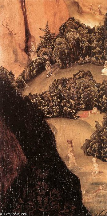 untitled (3714) by Lucas Cranach The Elder (1472-1553, Germany)