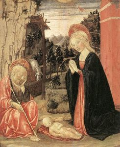 Francesco Di Giorgio Martini - Nativity
