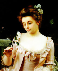 Gustave Jean Jacquet - A rare beauty