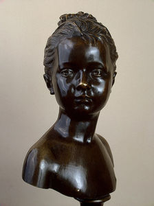 Jean Antoine Houdon - Louise Brogniart after