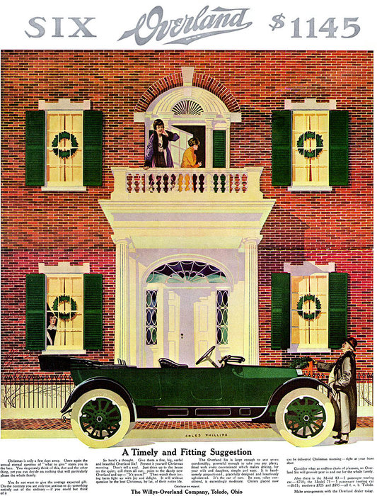 Untitled (414) by Coles Phillips (1880-1927, United States) | Art Reproduction | ArtsDot.com