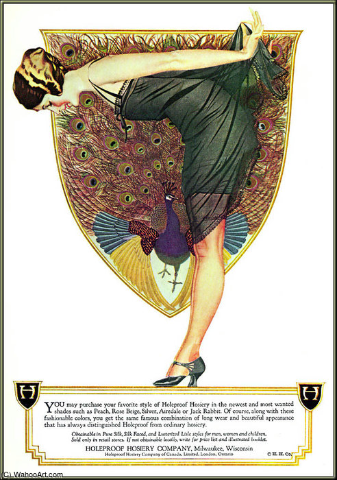Untitled (985) by Coles Phillips (1880-1927, United States) | ArtsDot.com