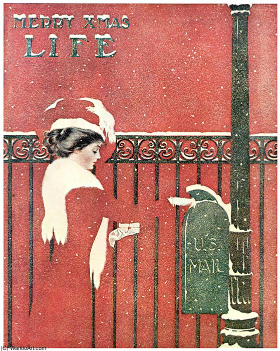 Untitled (444) by Coles Phillips (1880-1927, United States) | Museum Quality Reproductions | ArtsDot.com