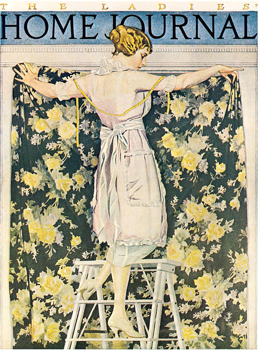 Untitled (326) by Coles Phillips (1880-1927, United States)