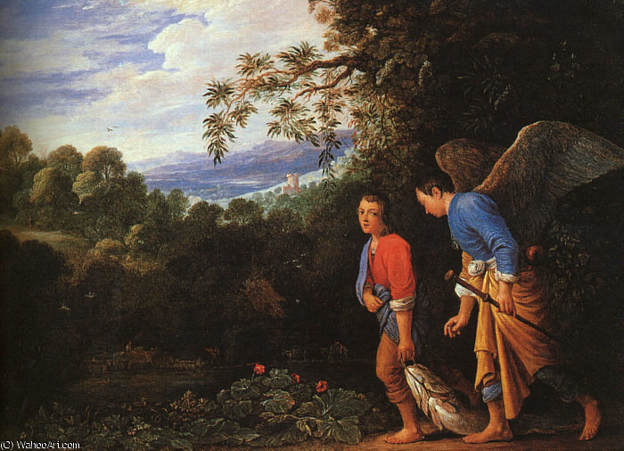 Follwer of ), 1600 by Adam Elsheimer (1578-1610, Germany)
