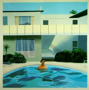 David Hockney - Nick wilder