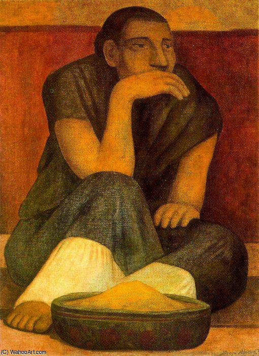 Untitled (378) by Diego Rivera (1886-1957, Mexico)