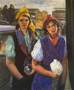 Dame Laura Knight - Untitled (897)