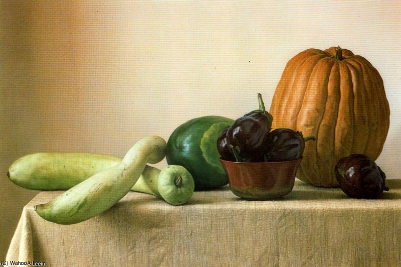 Untitled (115) by Claudio Bravo (1936-2011, Chile)