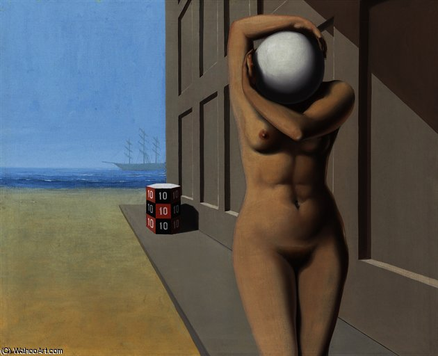 Exercices spirituels by Rene Magritte (1898-1967, Belgium) | Art Reproduction | ArtsDot.com