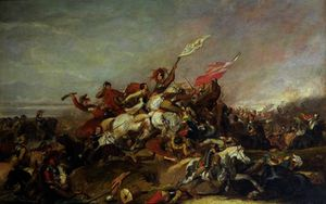 Abraham Cooper - The Battle of Marston Moor in