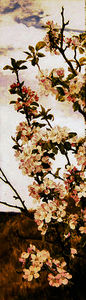 Alfred Parsons - Apple blossom
